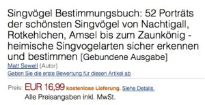 Textauszug: Amazon.de