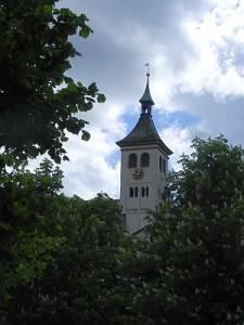 Kirchturm 004