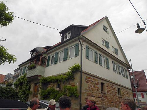 Riegelstraße 11, Schultheiß-Mauz-Haus