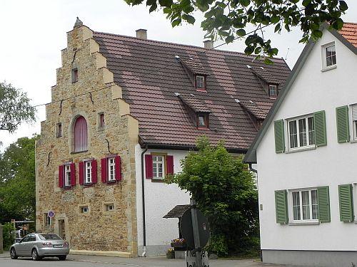 Staffelgiebelhaus/Fruchtkasten