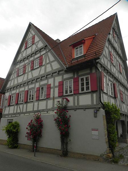 Der Schopf, ein ehemaliges Bauernhaus