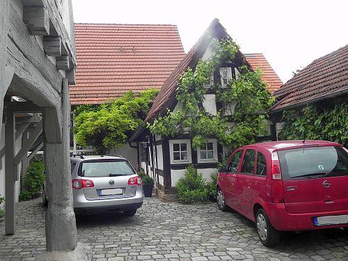 Schopf - Nebengebäude