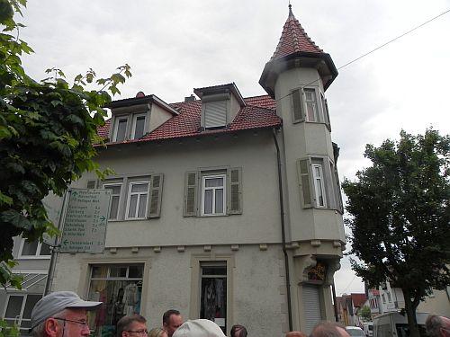 Kaiserstraße: Haus Vogt