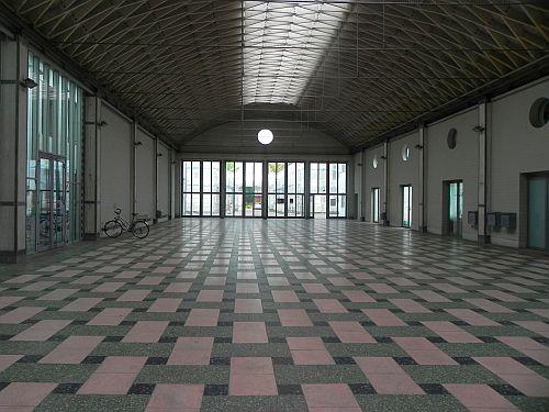 """""""An der Halle"""" - Markthalle"""