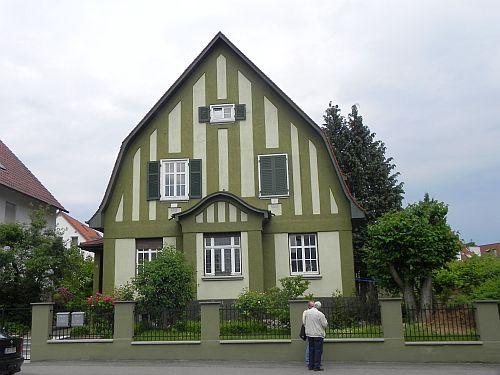 Haus des Bürgermeisters Hermann Seeger