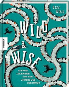 "Cover des Buchs ""Wild and Wise"""