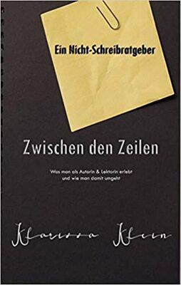 """Cover """"Zwischen den Zeilen"""""""