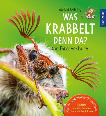 """Cover """"Was krabbelt denn da"""""""