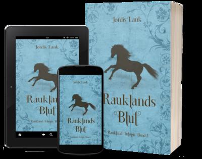 Cover und E-Book Raukland 2
