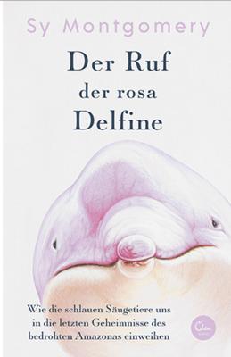 """Cover """"Der Ruf der rosa Delfine"""""""