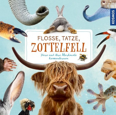 "Cover ""Flosse, Tatze, Zottelfell"""