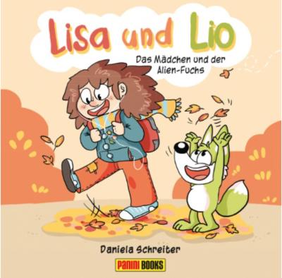 Cover Lisa und Lio