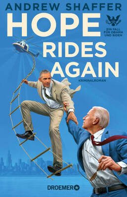 "Cover ""Hope rides again"""