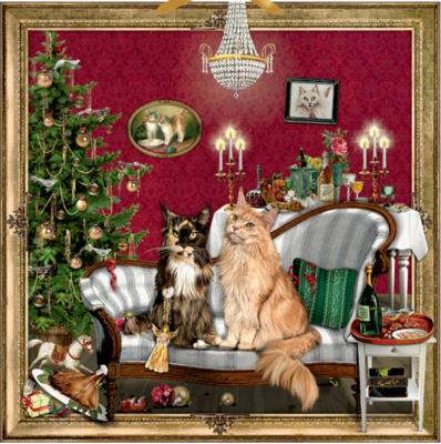 Adventskalender Weihnachtsverschwörung
