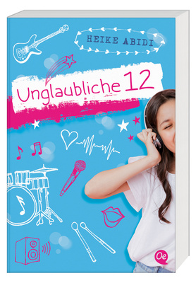 """Cover """"Unglaubliche 12"""""""