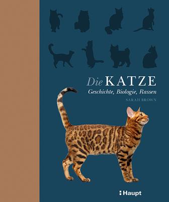 """Cover """"Die Katze"""""""