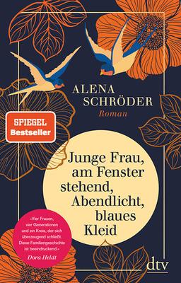 Cover Junge Frau ...