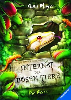 Cover Internat, Bd. 3, Die Reise