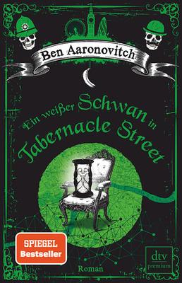 """Cover """"Weißer Schwan"""""""