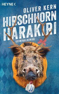 Cover Hirschhorn-Harakiri