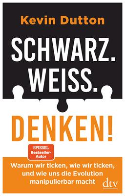 Cover Schwarz Weiß denken