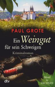 """Cover """"Ein Weingut für sein Schweigen"""""""